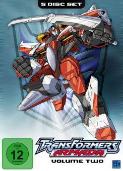 Transformers: Armada - Vol. 2, Episoden 27-52 (2002) (5 DVDs)