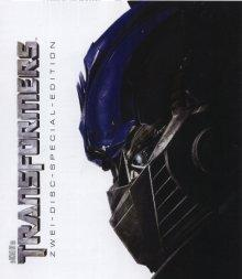 Transformers (2 Blu-Ray Discs Special Edition) (2007) [Blu-ray]