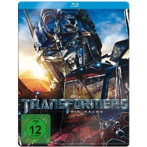 Transformers 2 (Steelbook Edition) (2009) [Blu-ray]