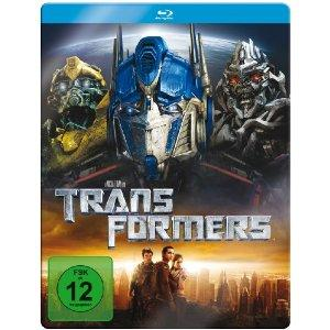 Transformers (Limitierte Steelbook Edition) (2007) [Blu-ray]
