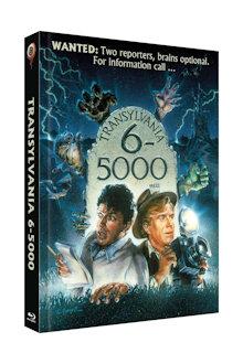 Transylvania 6-5000 (Limited Mediabook, Blu-ray+DVD, Cover A) (1985) [Blu-ray]