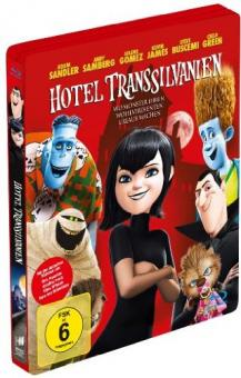 Hotel Transsilvanien (Steelbook) (2012) [Blu-ray]