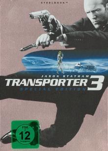 Transporter 3 (Steelbook) (2008)