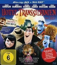 Hotel Transsilvanien (+Blu-ray) (2012) [3D Blu-ray]