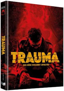 Trauma-das Böse Verlangt Loyalität (Limited Uncut Mediabook, Blu-ray+DVD, Cover A) (2017) [FSK 18] [Blu-ray]