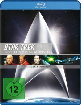 Star Trek 7 - Treffen der Generationen (1994) [Blu-ray]