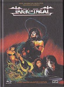 Trick or Treat - Ragman (Uncut Limited Mediabook, Blu-Ray + DVD + CD, Cover B) (1986) [FSK 18] [Blu-ray]