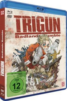 Trigun - The Movie: Badlands Rumble (2010) [Blu-ray]