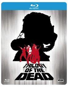 Trilogy of the Dead (3 Disc Metalpak, Uncut) [FSK 18] [Blu-ray]