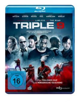 Triple 9 (2016) [Blu-ray]