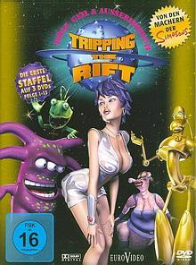Tripping the Rift - 1. Staffel (3 DVDs)