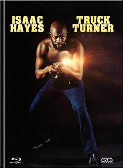 Truck Turner (Chicago Poker) (Limited Mediabook, Blu-ray+DVD, Cover F) (1974) [Blu-ray]