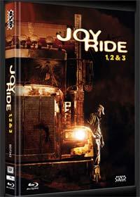 Joy Ride 1-3 (3 Discs Limited Mediabook, Cover B) [FSK 18] [Blu-ray]
