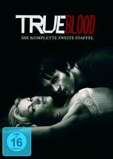 True Blood - Die komplette zweite Staffel (5 Discs)