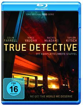 True Detective - Staffel 2 (3 Discs) [Blu-ray]