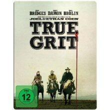 True Grit (Limited Steelbook, inklusive DVD + Digital Copy) (2010) [Blu-ray]