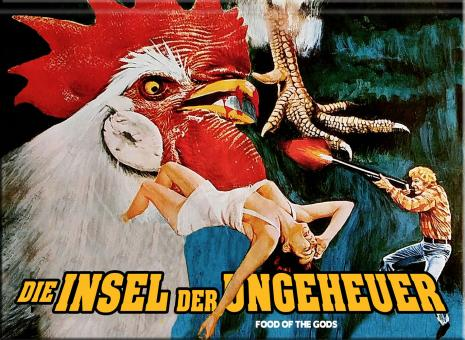 Die Insel der Ungeheuer (Limited Mediabook, Blu-ray+DVD, Cover G) (1976) [Blu-ray]