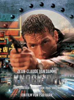 Knock Off - Der entscheidende Schlag (Limited Mediabook, Blu-ray+DVD, Cover B) (1998) [FSK 18] [Blu-ray]