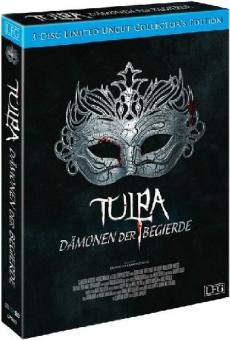 Tulpa - Dämonen der Begierde (3 Disc Limited Uncut Collectors Edition, Blu-ray+DVD) [FSK 18] [Blu-ray]