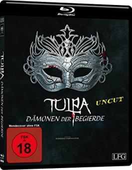 Tulpa - Dämonen der Begierde (Uncut) [FSK 18] [Blu-ray]