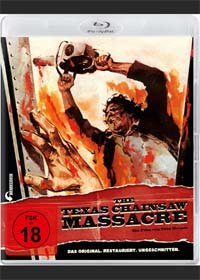 Texas Chainsaw Massacre (Uncut) (1974) [FSK 18] [Blu-ray]
