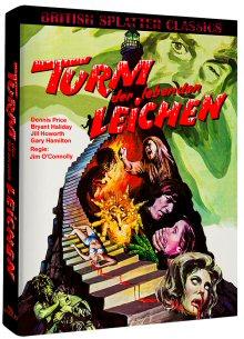 Turm der Lebenden Leichen (Limited Mediabook, Blu-ray+DVD, Cover A) (1972) [FSK 18] [Blu-ray]
