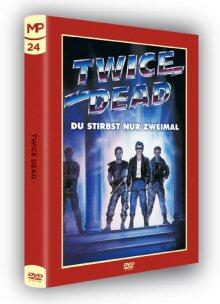 Twice Dead - Du stirbst nur zweimal (Kleine Hartbox) (1988) [FSK 18]