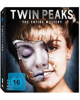 Twin Peaks - The Entire Mystery (10 Discs) [Blu-ray]