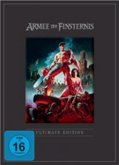 Die Armee der Finsternis - Tanz der Teufel 3 (Ultimate Edition, 2 Blu-ray's+4 DVDs) (1992) [Blu-ray]