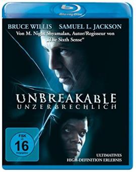 Unbreakable - Unzerbrechlich (2000) [Blu-ray]