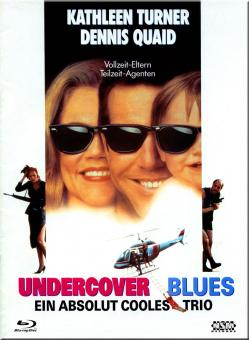 Undercover Blues (Limited Mediabook, Blu-ray+DVD, Cover A) (1993) [Blu-ray]