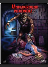 Underground Werewolf (3D FuturePak) (1988) [FSK 18] [Blu-ray]