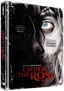 Under the Rose (Limited Mediabook, Blu-ray+DVD, Cover B) (2017) [FSK 18] [Blu-ray]