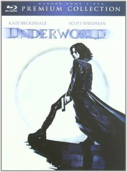 Underworld (Premium Collection) (2003) [FSK 18] [EU Import mit dt. Ton] [Blu-ray]