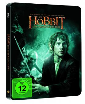 Der Hobbit: Eine unerwartete Reise (Steelbook) (2012) [Blu-ray]