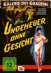 Ungeheuer ohne Gesicht (1958) [Gebraucht - Zustand (Sehr Gut)]