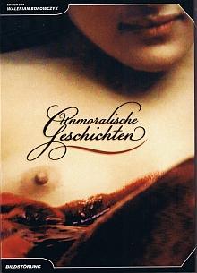 Unmoralische Geschichten (3 Disc Limited Edition, Blu-ray+DVD) (1974) [FSK 18] [Blu-ray]