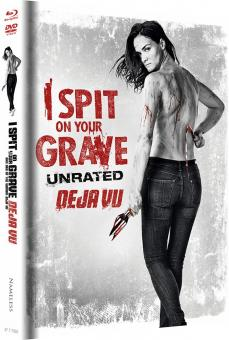 I Spit on your Grave - Deja Vu (Limited Mediabook, Blu-ray+DVD, Cover D) (2019) [FSK 18] [Blu-ray]