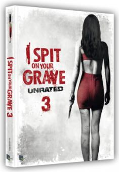 I Spit on your Grave 3 - Vengeance is Mine (Limited Mediabook, Blu-ray+DVD, Cover A) (2015) [FSK 18] [Blu-ray]