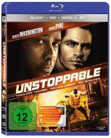 Unstoppable - Außer Kontrolle (+ DVD + Digital Copy) (2010) [Blu-ray]