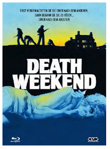 Party des Grauens (Death Weekend) (Limited Mediabook, Blu-ray+DVD, Cover D) (1976) [FSK 18] [Blu-ray]