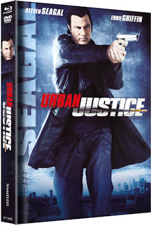 Urban Justice (Limited Mediabook, Blu-ray+DVD, Cover A) (2007) [FSK 18] [Blu-ray]
