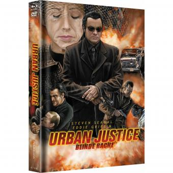 Urban Justice (Limited Mediabook, Blu-ray+DVD, Cover C) (2007) [FSK 18] [Blu-ray]