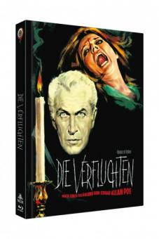 Die Verfluchten (Limited Mediabook, Blu-ray+DVD, Cover D) (1960) [Blu-ray]