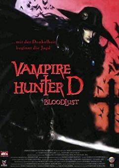 Vampire Hunter D - Bloodlust (2000) [Gebraucht - Zustand (Sehr Gut)]