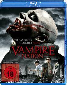 Vampire Nation (2010) [FSK 18] [Blu-ray]