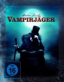 Abraham Lincoln - Vampirjäger (3D Blu-ray + Blu-ray, Steelbook) (2012) [3D Blu-ray]