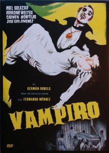 Vampiro (Limited Edition) (1957) [FSK 18] [Gebraucht - Zustand (Sehr Gut)]