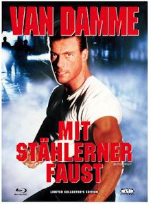 Mit stählerner Faust (Limited Mediabook, Blu-ray+DVD, Cover B) (1990) [Blu-ray]