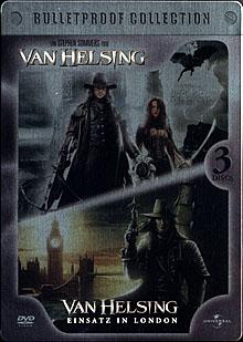 Van Helsing/Van Helsing-Einsatz in London (Limited Edition, Steelbook, 3 DVDs) (2004)
